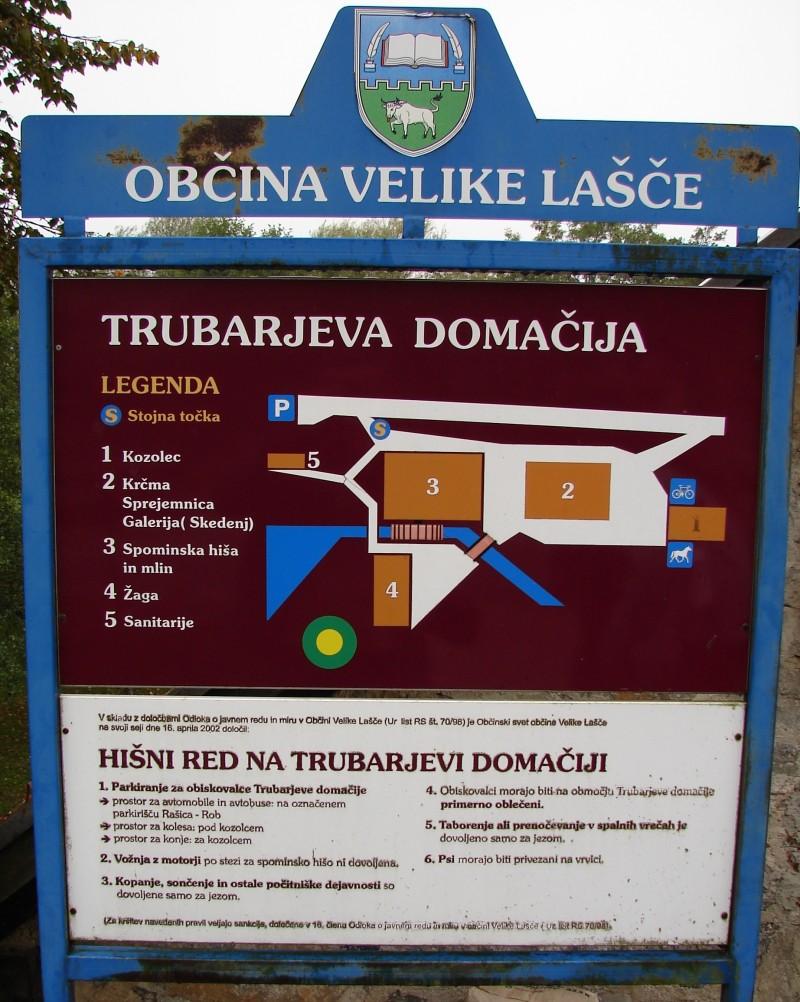 Ekskurzija po Dolenjski2013