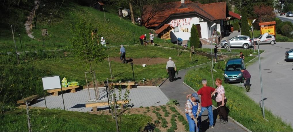 Vrtovi Taškar